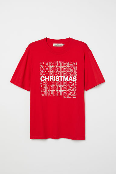 Christmas Jersey Design.T Shirt With Printed Design