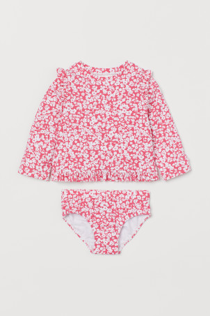 7071c9d4bf Baby Girl Swimwear | Baby Girls' Swimsuits | H&M GB