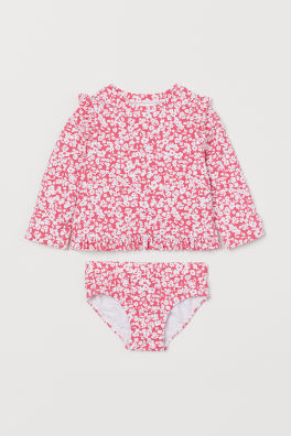 bf6435a10b Baby Girl Swimwear - 4-24 months - Shop online | H&M US