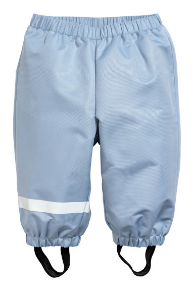 Shell trousers - Light blue -  | H&M IE