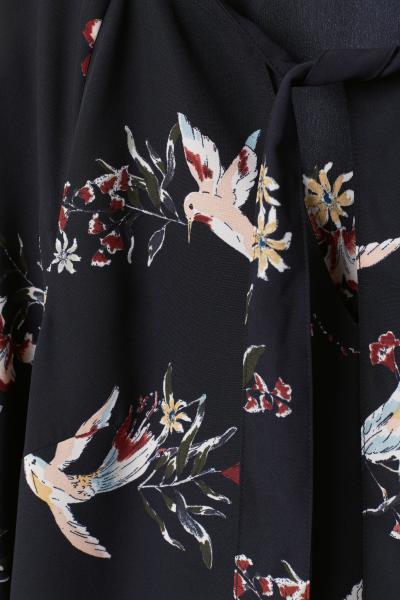H&M - Robe avec liens à nouer - 2