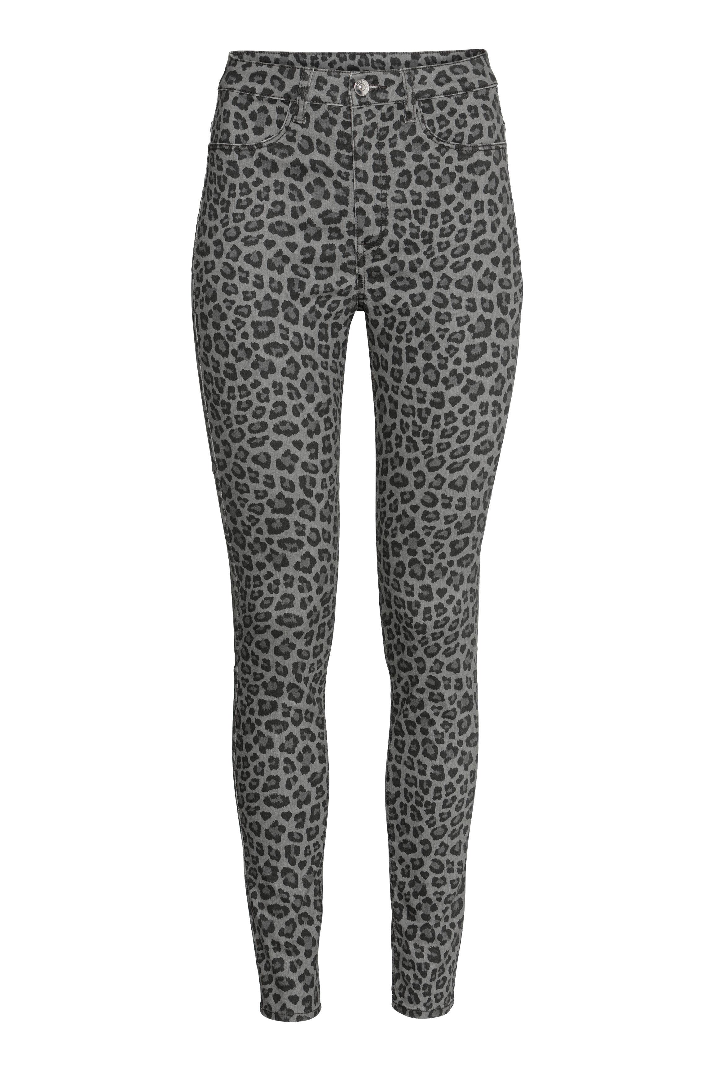 7ca083814b9 Super Skinny High Jeans - Denim blue - Ladies   H&M US