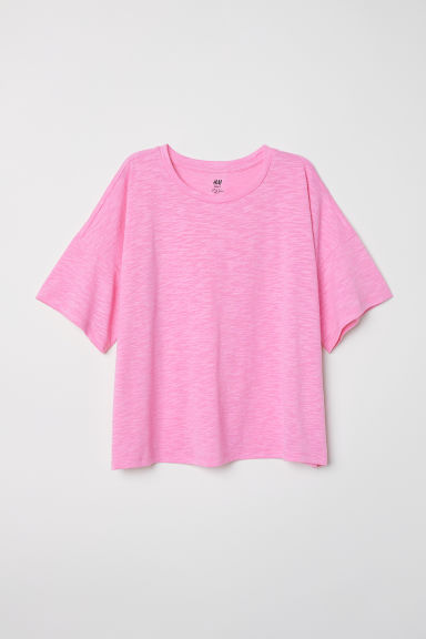 Top training ample - Rose - FEMME | H&M FR