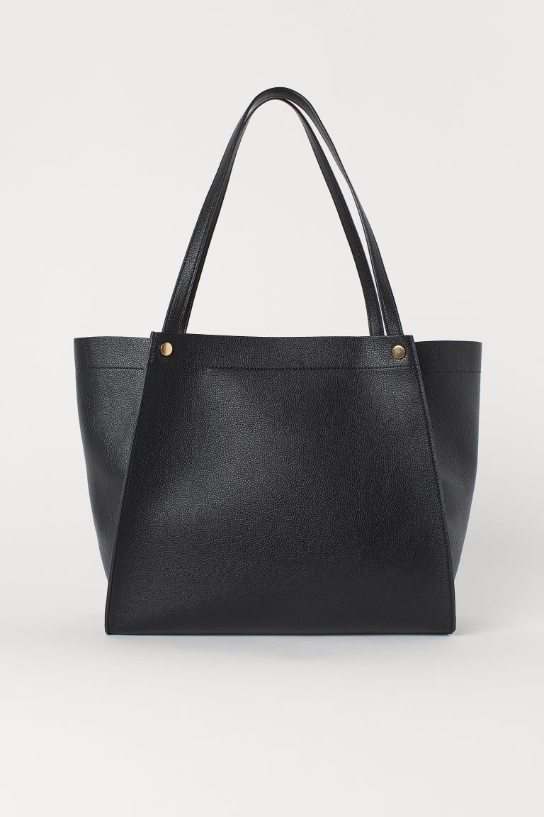 Shopper - Zwart - DAMES | H&M BE