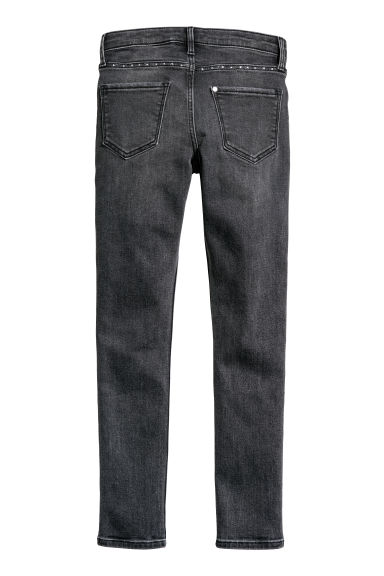 Superstretch Skinny Fit Jeans - Denim nero - BAMBINO | H&M IT