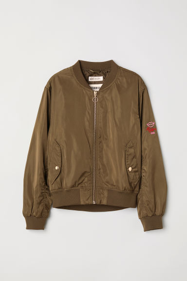Bomber - Verde kaki -  | H&M IT