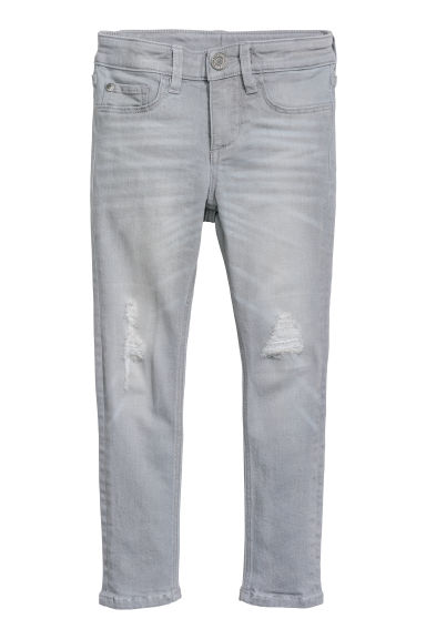 Skinny Fit Jeans - Gris denim -  | H&M ES