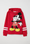 Rojo/Mickey Mouse