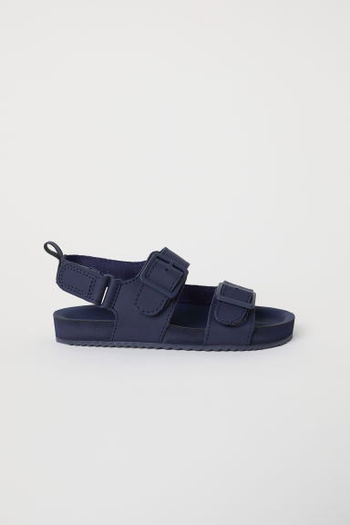 Sandals - Dark blue - Kids | H&M