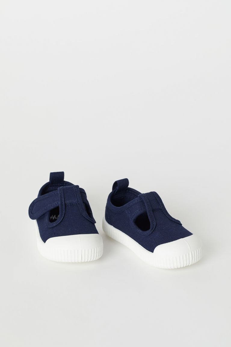 Sneakers a sandalo - Blu scuro - BAMBINO | H&M IT