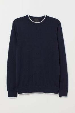 734d03a13ca9 Cárdigans y jerséis - Lo último en moda hombre | H&M ES