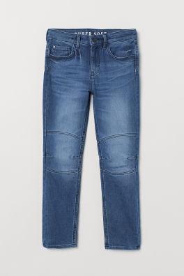 f47d8686b5 Skinny Fit Biker Jeans