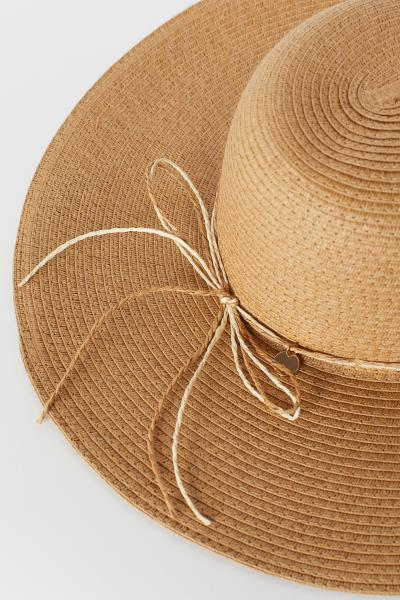 H&M - Sombrero de paja - 2