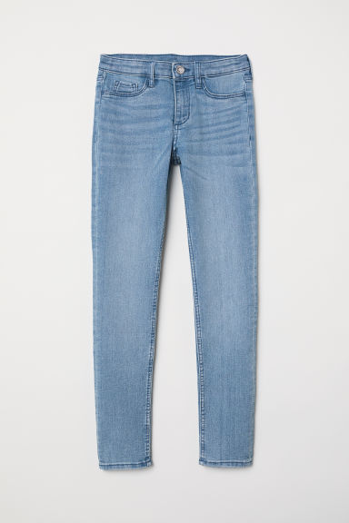 Superstretch Skinny Fit Jeans - Denim blue -  | H&M