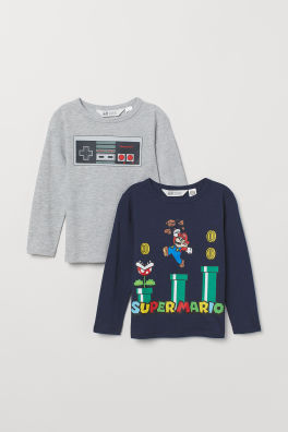 d2aaa9df2 Boys Tops & T-shirts - 1½ - 10 years - Shop online | H&M GB