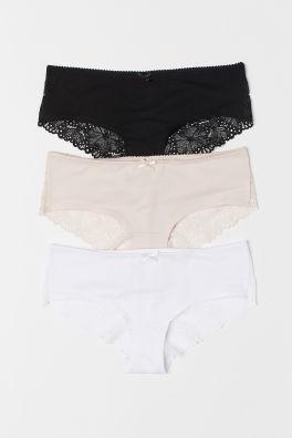 b1b0afabfacce SALE - Briefs & Panties - Shop lingerie online | H&M US