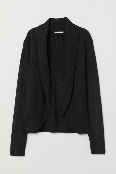H&M - Shawl-collar cardigan - 5
