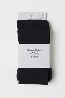 MAMA Collants 40d, lot de 2Modèle