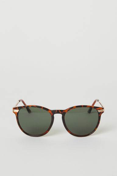 Occhiali da sole - Marrone/verde scuro -  | H&M IT