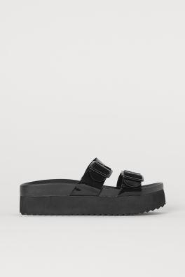 2c6f071aaf Sandals, Flip-Flops & Espadrilles For Women | H&M US