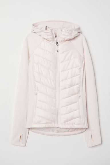 Padded outdoor jacket - Powder - Ladies | H&M