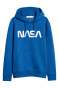 Bright blue/NASA