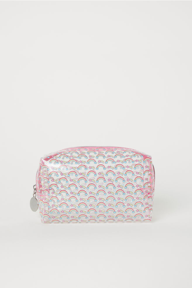 Transpa Makeup Bag Rainbows Las H M