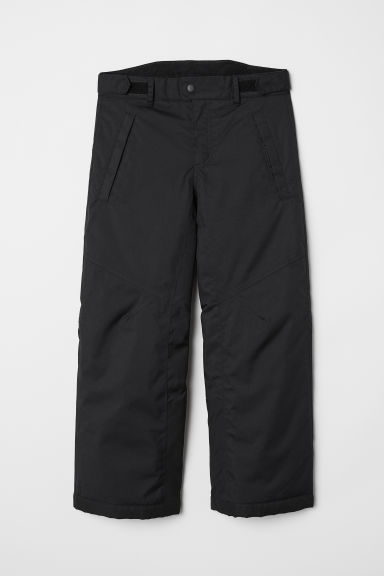 Outdoor trousers - Black - Kids | H&M CN
