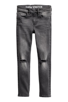Superstretch Skinny Fit Jeans模特款型