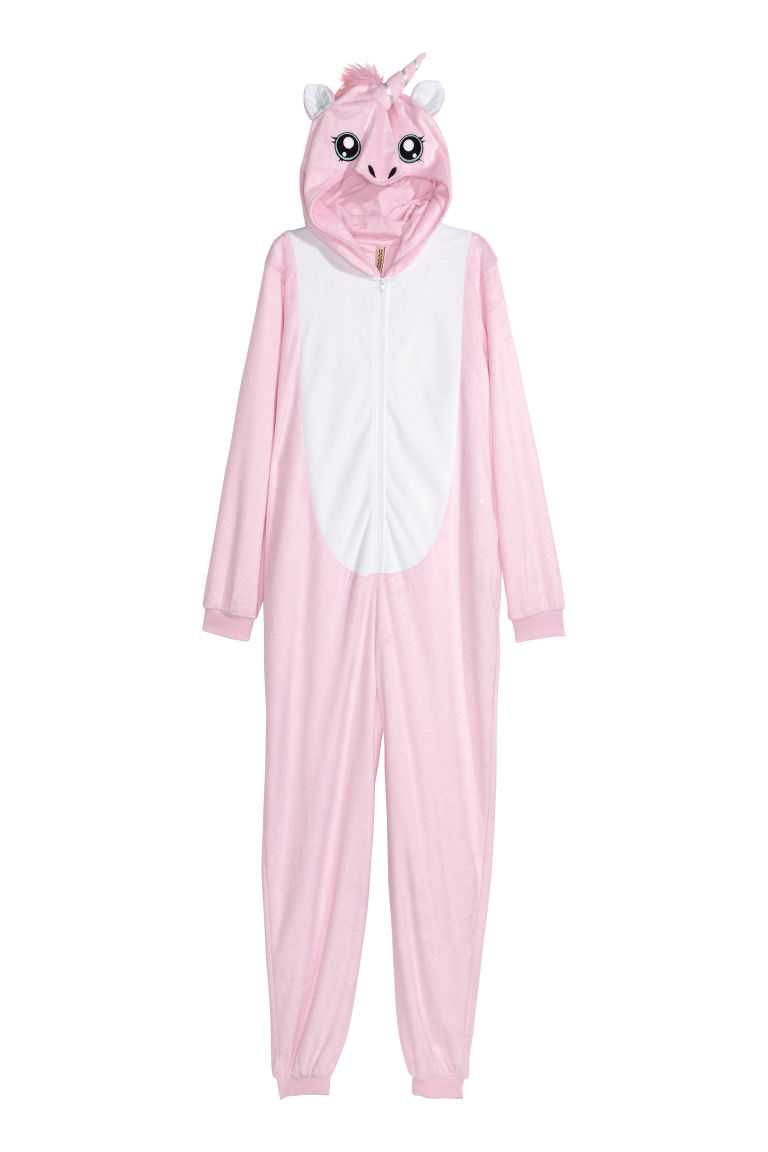Unicorn costume - Pink - Ladies | H&M CN