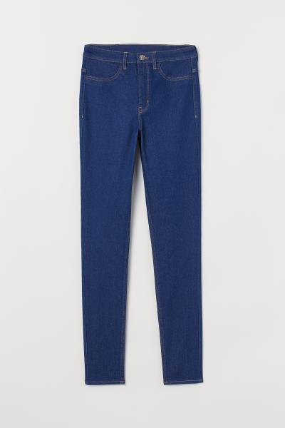H&M - Super Skinny High Jeans - 5
