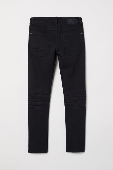 Generous Size Trousers - Black - Kids | H&M