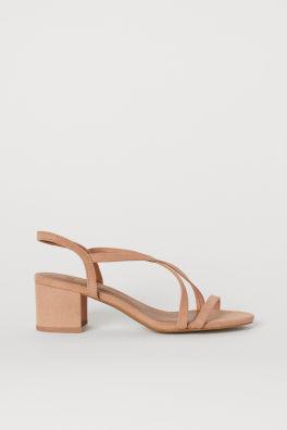 6744be04e Женская обувь | Купить обувь онлайн | H&M RU