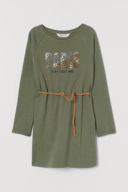 47b7717d3abb Kleider und Röcke für Mädchen – Online bestellen | H&M DE