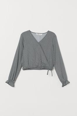 2f8392283 Camisas y blusas para niña - Ropa para niña | H&M ES