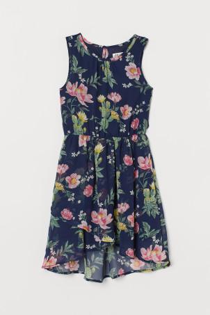 47ff85e867f Tøj til piger – str. 134-170 – Shop online | H&M DK