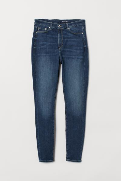 H&M - H&M+ Shaping Skinny High Jeans - 5