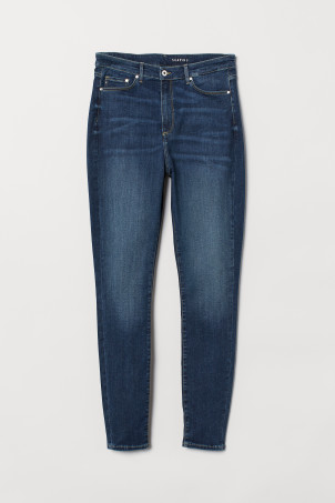 H&M+ Shaping High Jeans