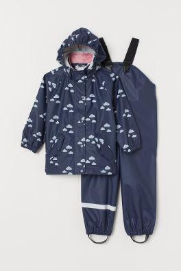 e35fc3a4 Yttertøy til jente – praktisk og komfortabelt   H&M NO
