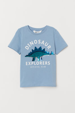 a3098e5a Boys Tops & T-shirts - 18 months - 10 years - Shop online | H&M US