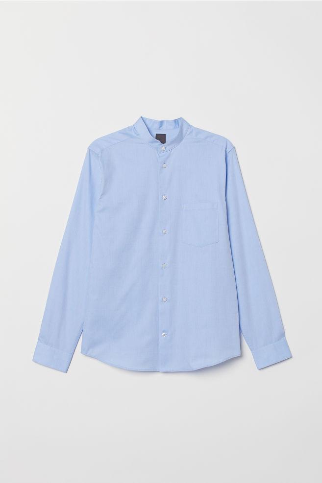 2fdbe9dd77 Camicia in cotone premium