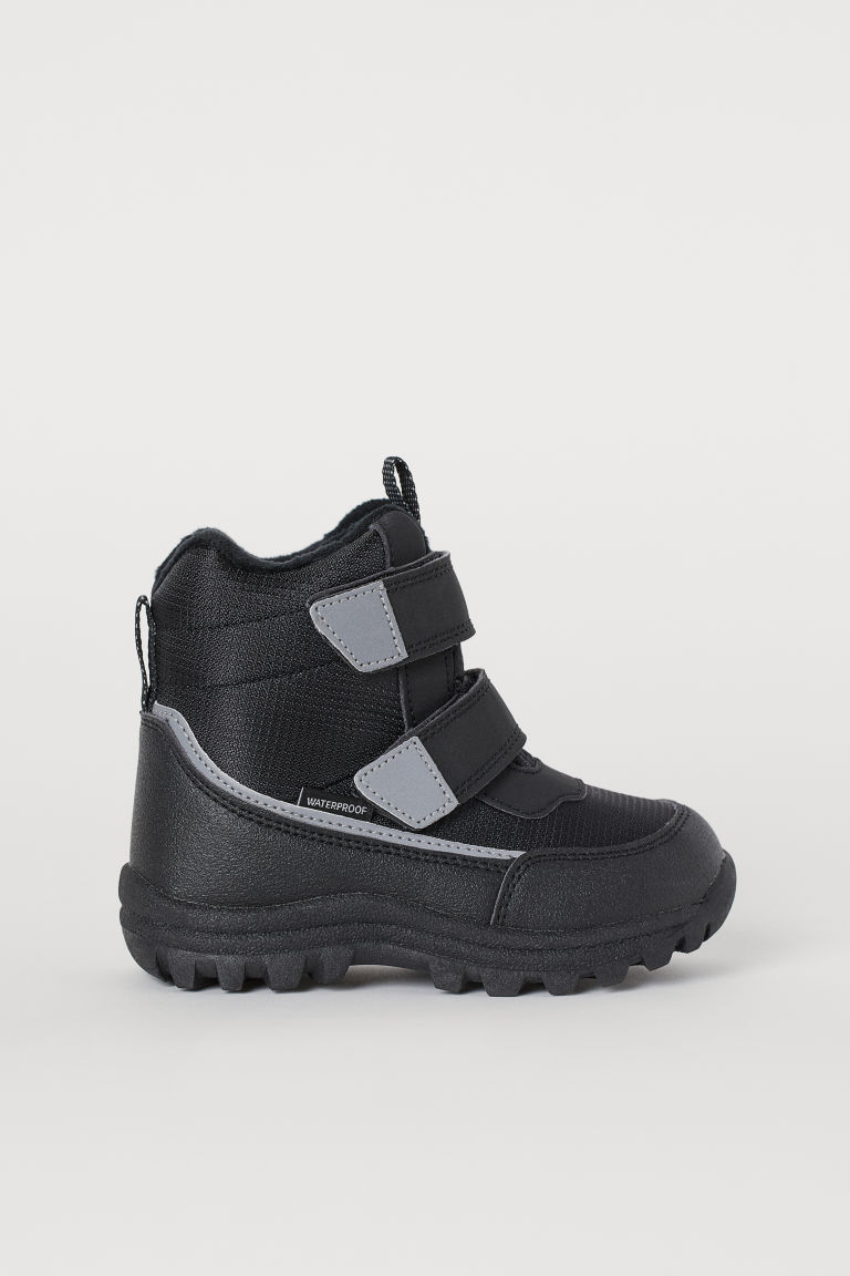 Waterproof boots - Black - Kids | H&M GB