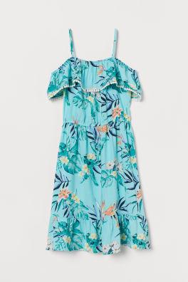 edb1eae65ef30 Kız Çocuk Kıyafetleri - Beden 8y-14+- Online satın al | H&M TR