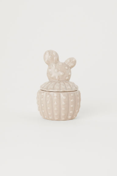 Bougie parfumée - Beige/cactus - Home All | H&M FR