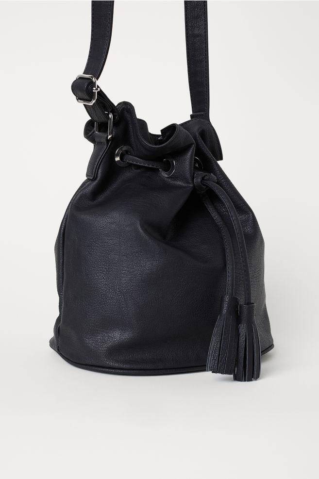 5de61c4974 Bucket Bag - Black - Ladies