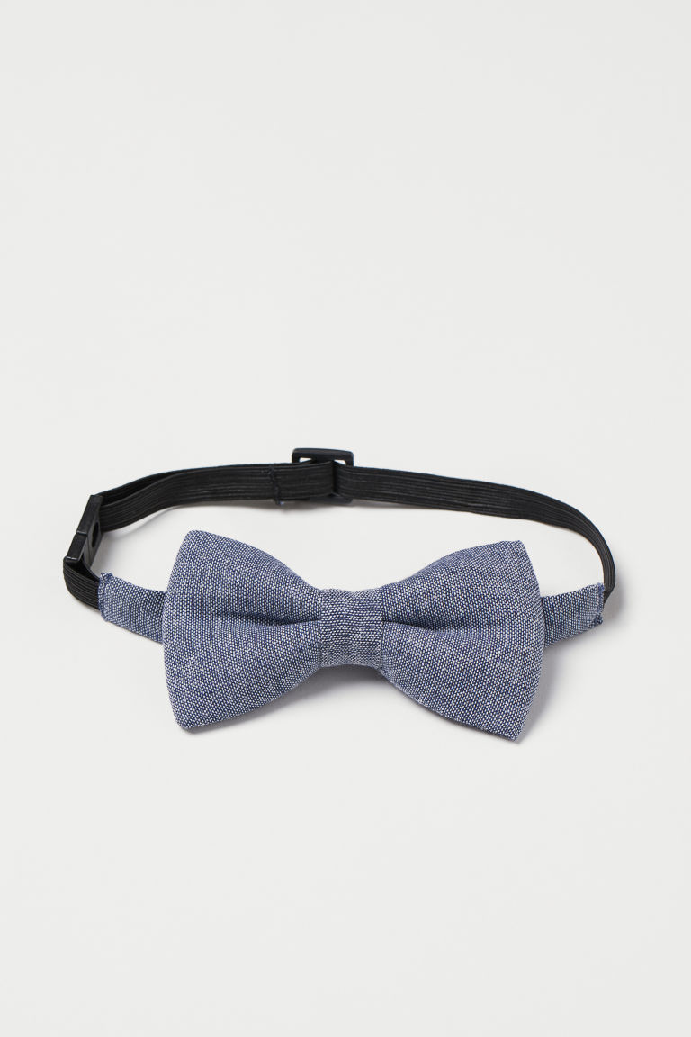 Bow tie - Blue - Kids | H&M