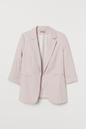 H&M+ Fitted Blazer