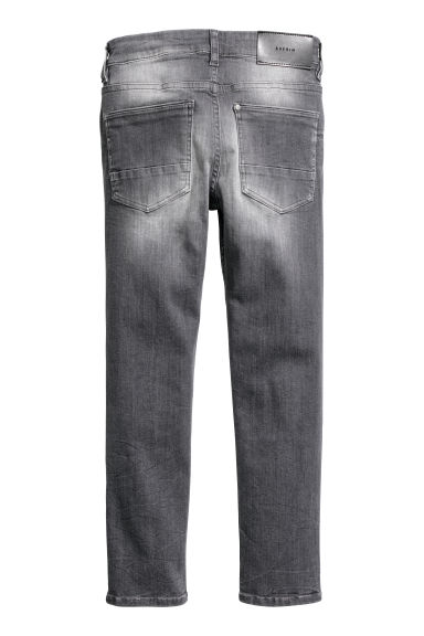 Superstretch Skinny Fit Jeans - Grigio washed out - BAMBINO | H&M CH