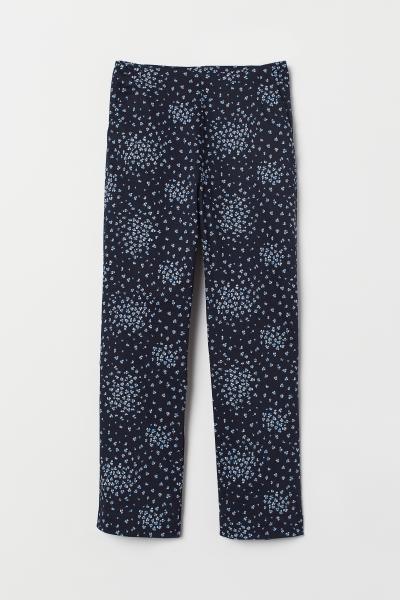H&M - Slim High Waist Trousers - 5