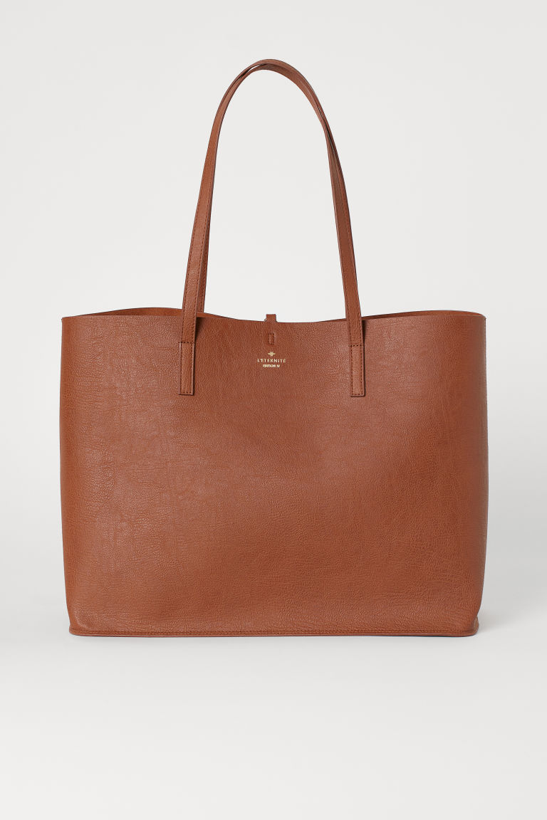 Shopper - Braun - Ladies | H&M AT